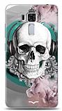 Asus Zenfone 3 Laser ZC551KL Lovely Skull Kılıf