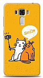 Asus Zenfone 3 Laser ZC551KL Selfie Cat Kılıf