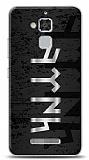 Asus Zenfone 3 Max ZC520TL Göktürkçe Türk Yazısı Kılıf