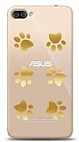 Asus Zenfone 4 Max ZC554KL Gold Patiler Kılıf