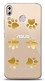 Asus ZenFone 5 ZE620KL Gold Patiler Kılıf