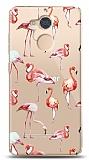 Casper Via A1 Flamingo Resimli Kılıf