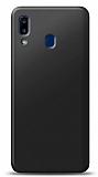 Casper Via E3 Siyah Mat Silikon Kılıf