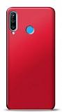 Casper Via F3 Kırmızı Mat Silikon Kılıf
