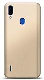 Casper Via G4 Gold Mat Silikon Kılıf