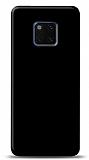 Dafoni Huawei Mate 20 Pro Mat SiyahTelefon Kaplama