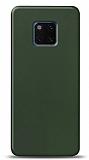 Dafoni Huawei Mate 20 Pro Mat Yeşil Telefon Kaplama