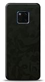 Dafoni Huawei Mate 20 Pro Yeşil Kamuflaj Telefon Kaplama
