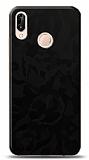 Dafoni Huawei P20 Lite Siyah Kamuflaj Telefon Kaplama