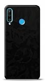 Dafoni Huawei P30 Lite Siyah Kamuflaj Telefon Kaplama