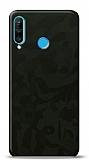 Dafoni Huawei P30 Lite Yeşil Kamuflaj Telefon Kaplama