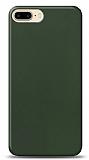 Dafoni iPhone 7 Plus / 8 Plus Mat Yeşil Telefon Kaplama