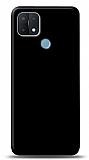 Dafoni Oppo A15s Mat SiyahTelefon Kaplama