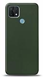 Dafoni Oppo A15s Mat Yeşil Telefon Kaplama