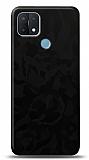 Dafoni Oppo A15s Siyah Kamuflaj Telefon Kaplama