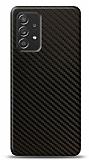 Dafoni Samsung Galaxy A52 Karbon Görünümlü Telefon Kaplama