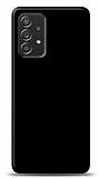 Dafoni Samsung Galaxy A52 Mat SiyahTelefon Kaplama
