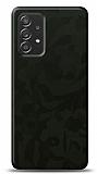 Dafoni Samsung Galaxy A52 Yeşil Kamuflaj Telefon Kaplama