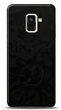Dafoni Samsung Galaxy A6 2018 Siyah Kamuflaj Telefon Kaplama