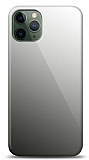 Eiroo iPhone 11 Pro Silikon Kenarlı Aynalı Siyah Kılıf