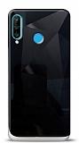 Eiroo Prizma Huawei P30 Lite Siyah Rubber Kılıf
