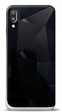 Eiroo Prizma Huawei Y6 2019 Siyah Rubber Kılıf