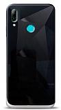 Eiroo Prizma Huawei Y7 2019 Siyah Rubber Kılıf