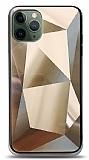 Eiroo Prizma iPhone 11 Pro Gold Rubber Kılıf