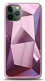 Eiroo Prizma iPhone 11 Pro Mor Rubber Kılıf