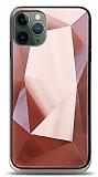 Eiroo Prizma iPhone 11 Pro Rose Gold Rubber Kılıf