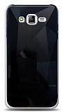 Eiroo Prizma Samsung Galaxy J7 / Galaxy J7 Core Siyah Rubber Kılıf