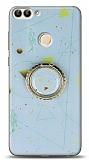 Eiroo Starry Huawei P Smart Funny Silikon Kılıf