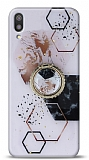 Eiroo Starry Huawei Y5 2019 Mosaic Silikon Kılıf