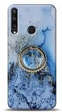 Eiroo Starry Huawei Y6p Ocean Silikon Kılıf