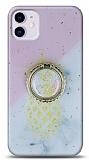 Eiroo Starry iPhone 11 Ananas Silikon Kılıf