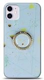 Eiroo Starry iPhone 11 Funny Silikon Kılıf