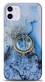 Eiroo Starry iPhone 11 Ocean Silikon Kılıf