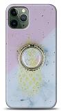 Eiroo Starry iPhone 11 Pro Ananas Silikon Kılıf