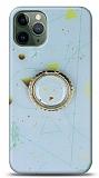 Eiroo Starry iPhone 11 Pro Max Funny Silikon Kılıf