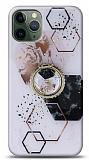 Eiroo Starry iPhone 11 Pro Max Mosaic Silikon Kılıf