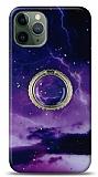 Eiroo Starry iPhone 11 Pro Space Silikon Kılıf