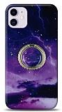 Eiroo Starry iPhone 11 Space Silikon Kılıf