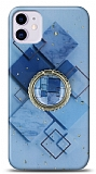 Eiroo Starry iPhone 11 Square Silikon Kılıf