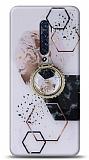 Eiroo Starry Oppo Reno2 Z Mosaic Silikon Kılıf