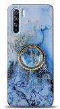 Eiroo Starry Oppo Reno3 Ocean Silikon Kılıf