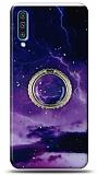 Eiroo Starry Samsung Galaxy A30s Space Silikon Kılıf