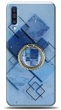 Eiroo Starry Samsung Galaxy A30s Square Silikon Kılıf