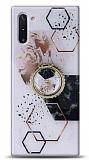 Eiroo Starry Samsung Galaxy Note 10 Mosaic Silikon Kılıf