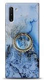Eiroo Starry Samsung Galaxy Note 10 Ocean Silikon Kılıf