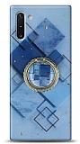 Eiroo Starry Samsung Galaxy Note 10 Square Silikon Kılıf